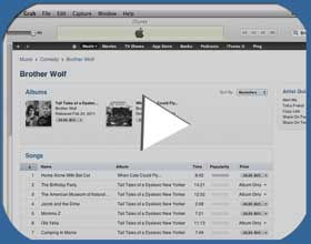 Brother Wolf's Funny Stoires for Sale on iTunes right now.