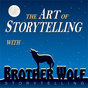 Picture of The Art of Storytelling with Brother Wolf Logo